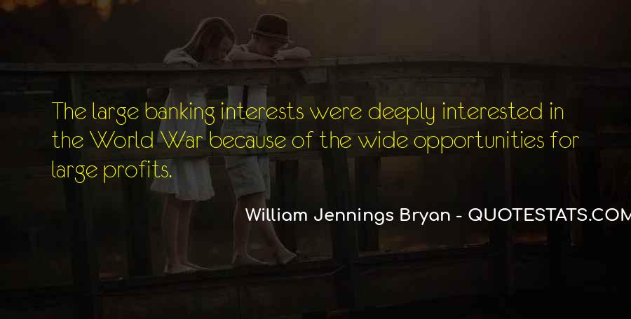 Quotes About William Jennings Bryan #1066710