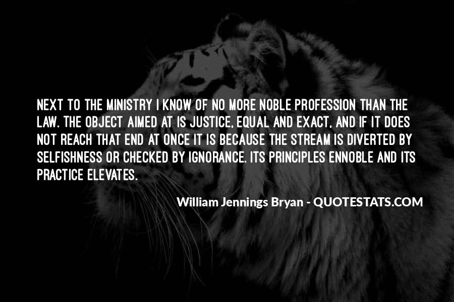Quotes About William Jennings Bryan #1177257