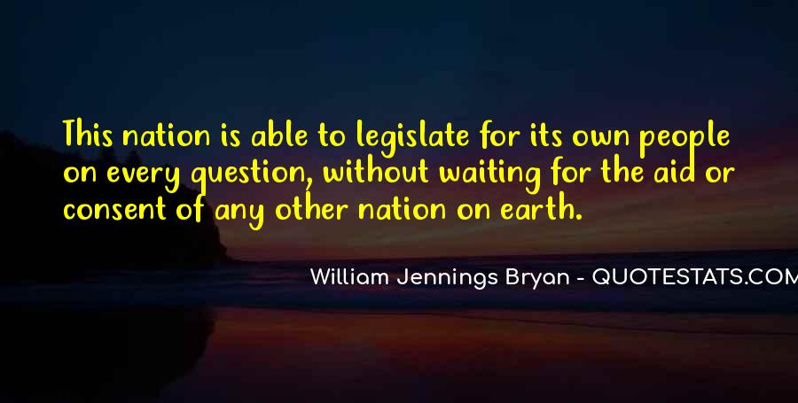 Quotes About William Jennings Bryan #1194178