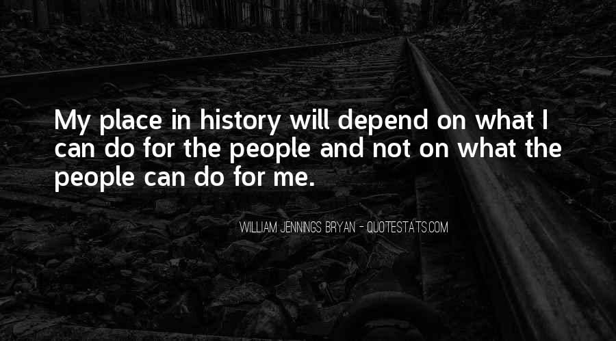 Quotes About William Jennings Bryan #1239417