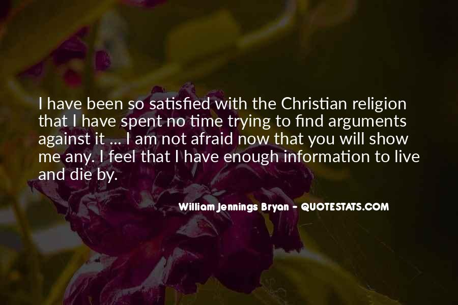 Quotes About William Jennings Bryan #1280069