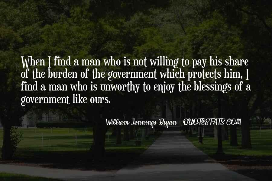 Quotes About William Jennings Bryan #1444897