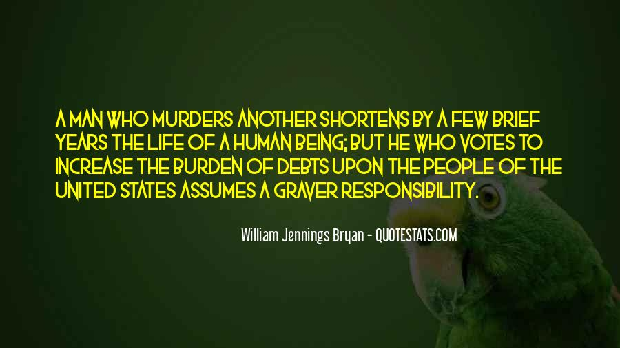 Quotes About William Jennings Bryan #1542772