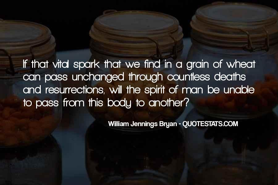 Quotes About William Jennings Bryan #336193