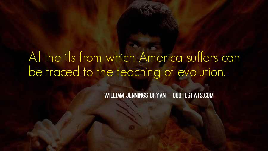 Quotes About William Jennings Bryan #781086