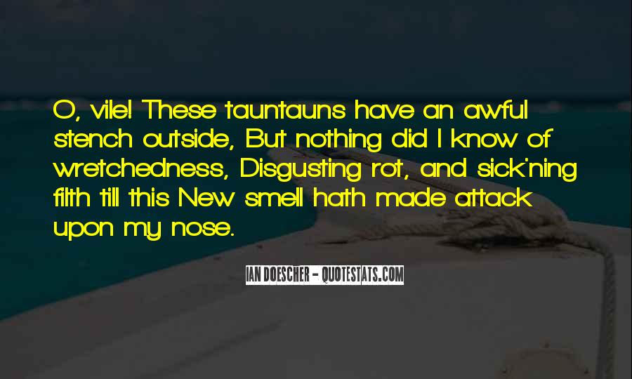 Sick Disgusting Quotes #1162780