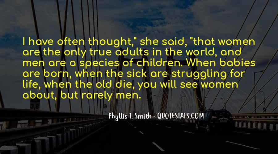 Sick Of This Life Quotes #136015