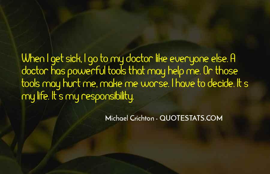Sick Of This Life Quotes #204391