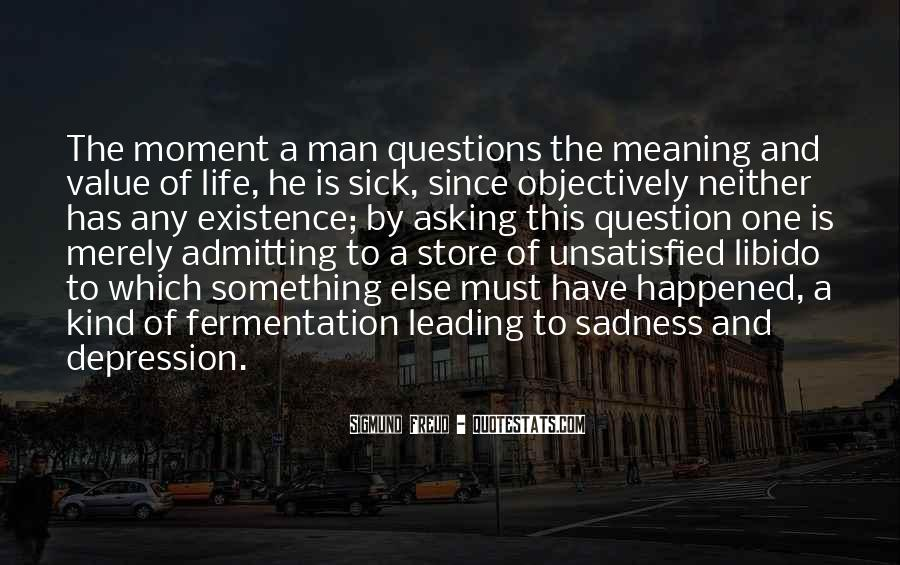 Sick Of This Life Quotes #656220