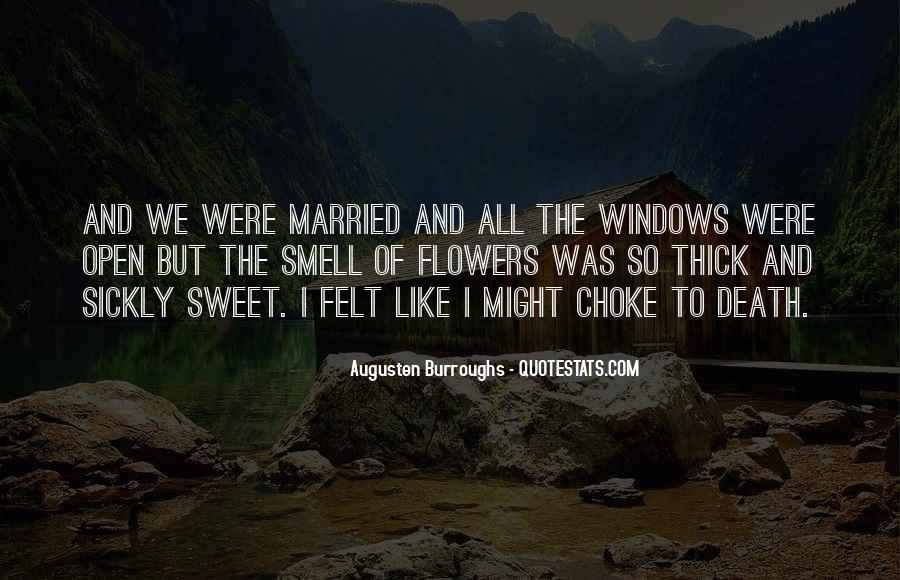 Sickly Sweet Quotes #1209689