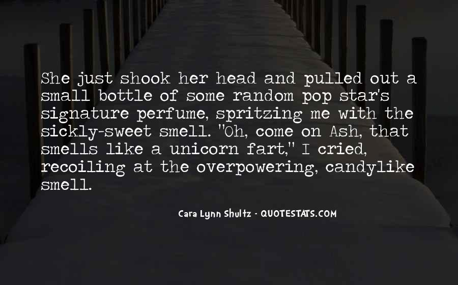 Sickly Sweet Quotes #440355