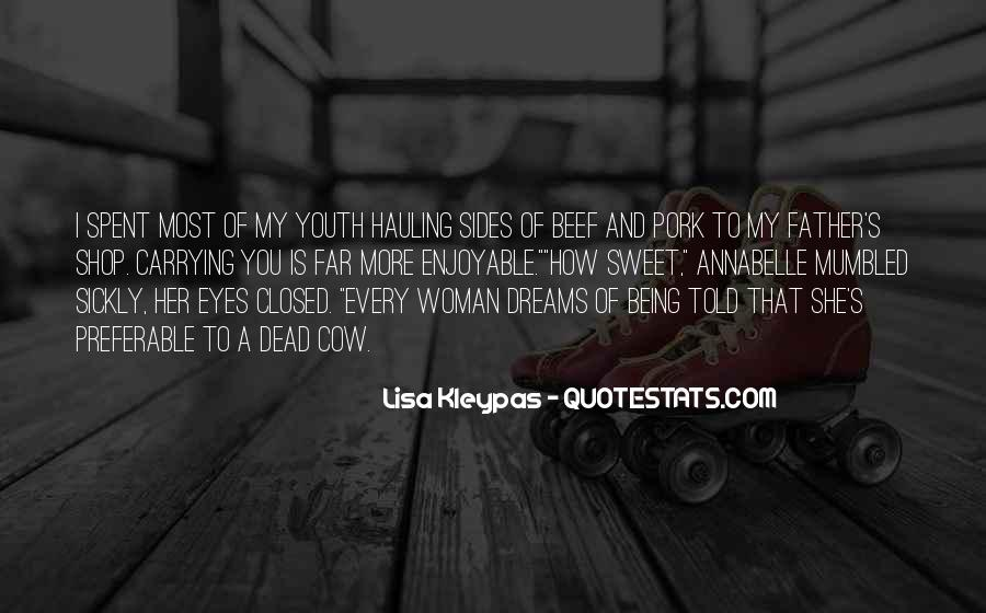 Sickly Sweet Quotes #58681
