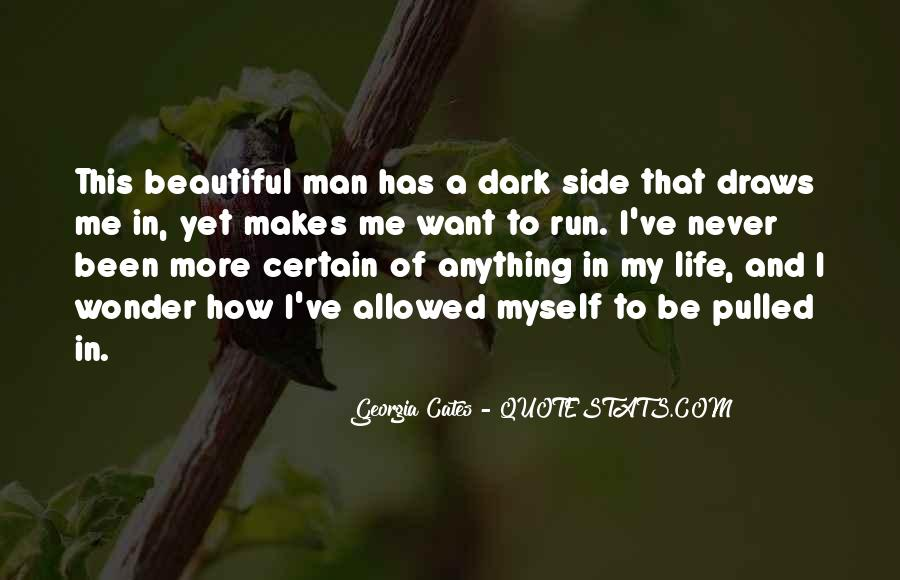 Side Man Quotes #483379