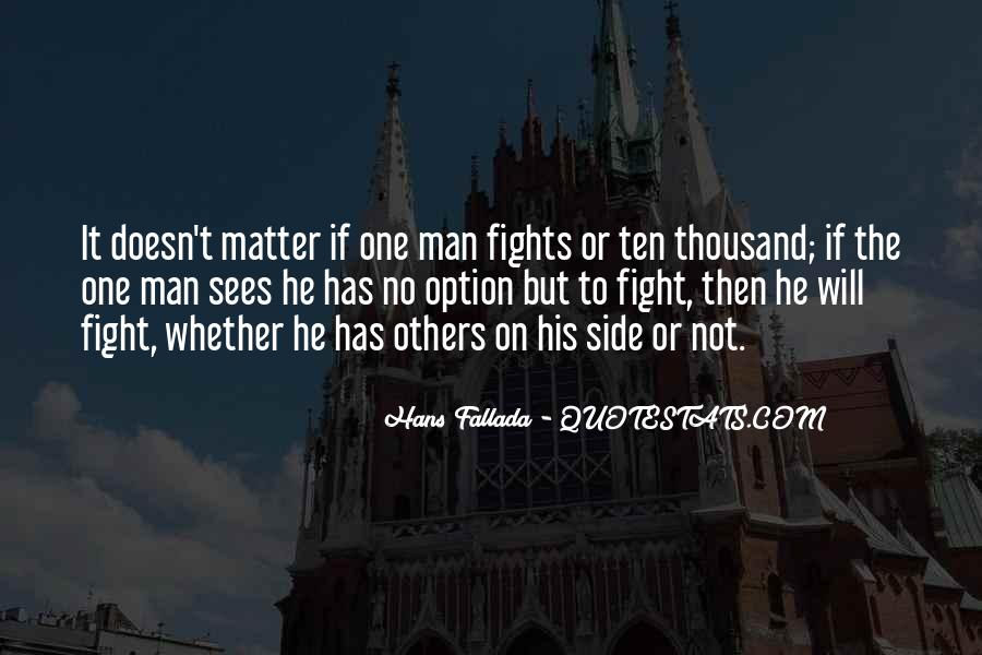 Side Man Quotes #494519