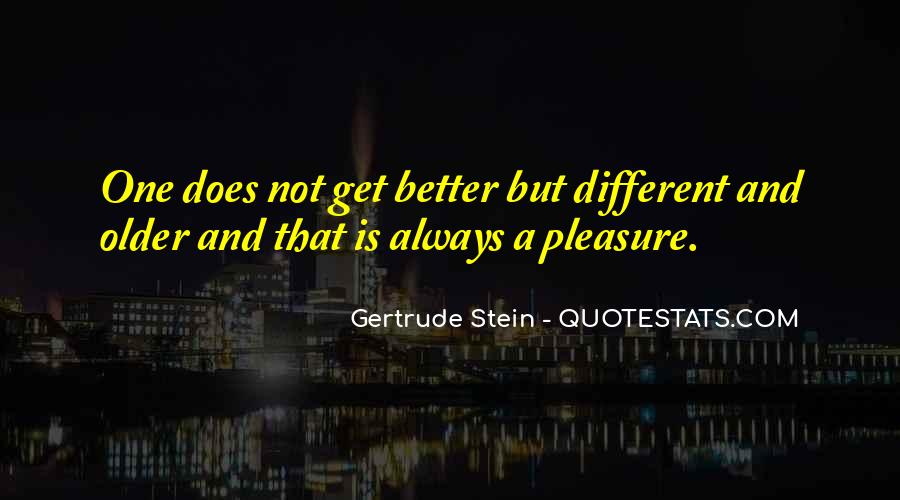 Quotes About Gertrude Stein #172149
