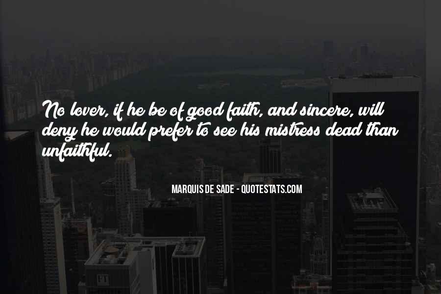 Quotes About Marquis De Sade #1056144