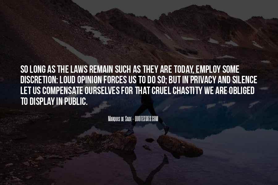 Quotes About Marquis De Sade #1095786