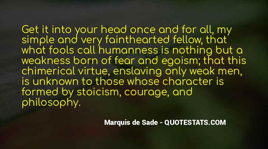 Quotes About Marquis De Sade #211981