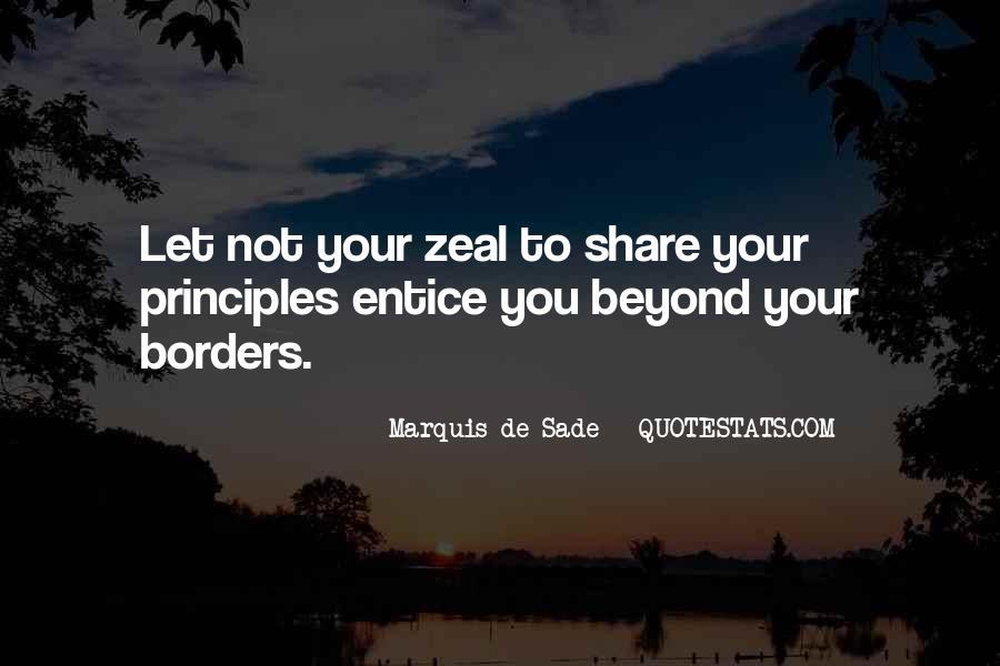 Quotes About Marquis De Sade #465050