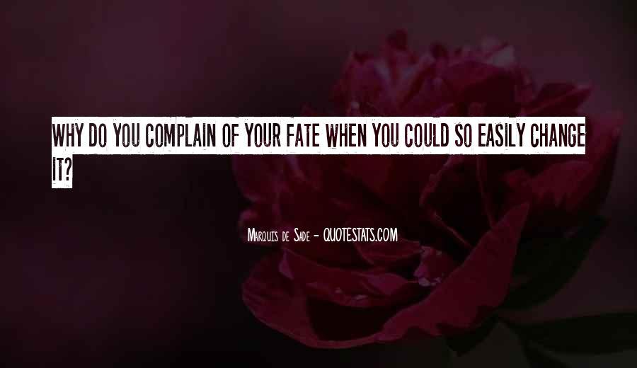 Quotes About Marquis De Sade #506130