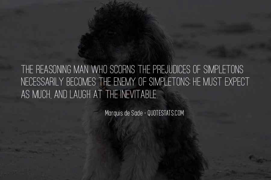 Quotes About Marquis De Sade #518340