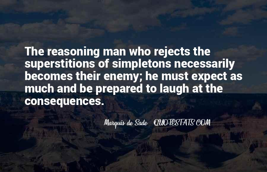 Quotes About Marquis De Sade #696562