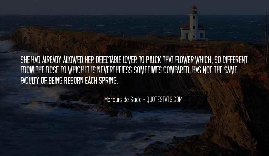 Quotes About Marquis De Sade #934402