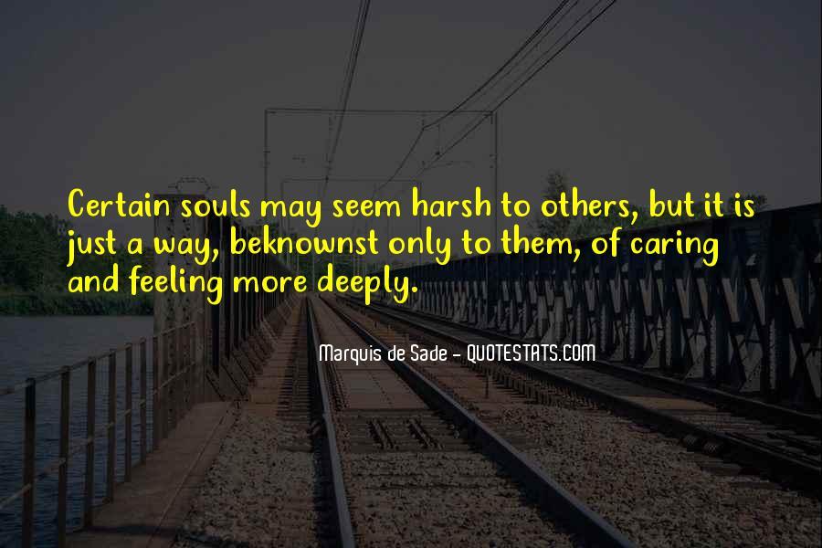 Quotes About Marquis De Sade #976721