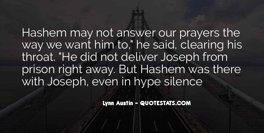 Silence Best Answer Quotes #758335