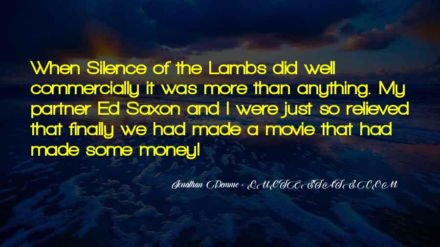Silence Of Lambs Movie Quotes #780945