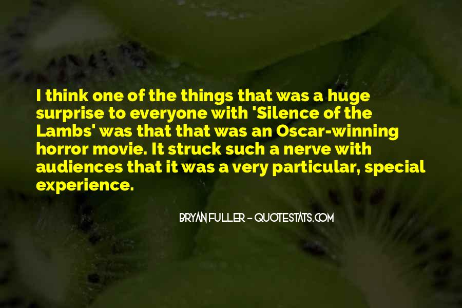 Silence Of Lambs Movie Quotes #991939