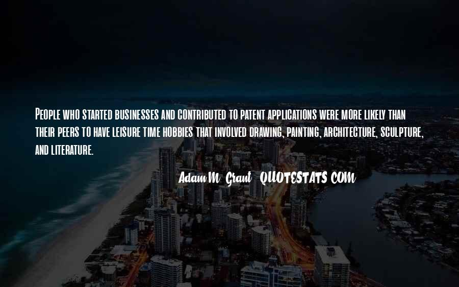 Quotes About Architecture And People #1180655