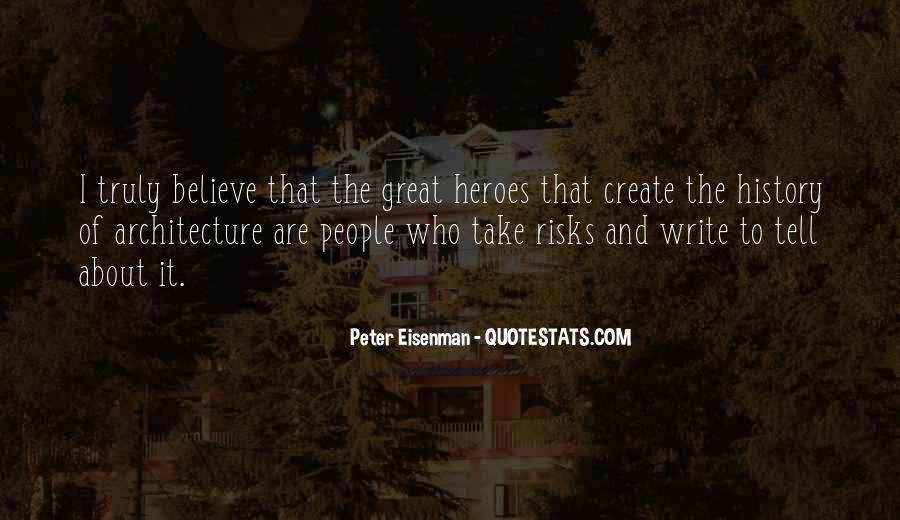 Quotes About Architecture And People #89193