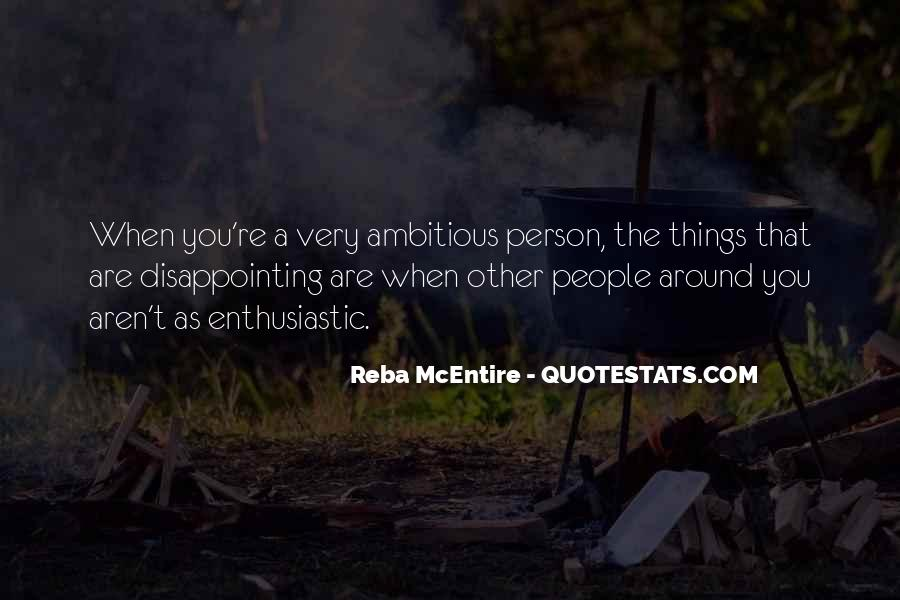 Quotes About Reba Mcentire #1097497