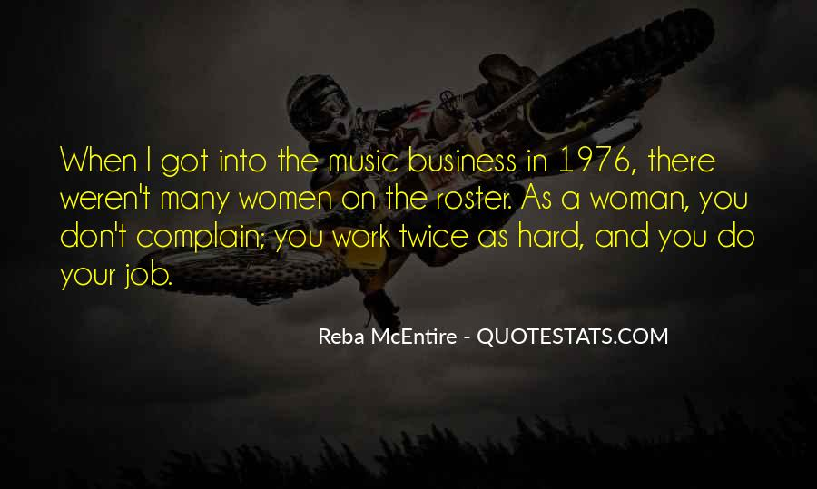 Quotes About Reba Mcentire #1166270