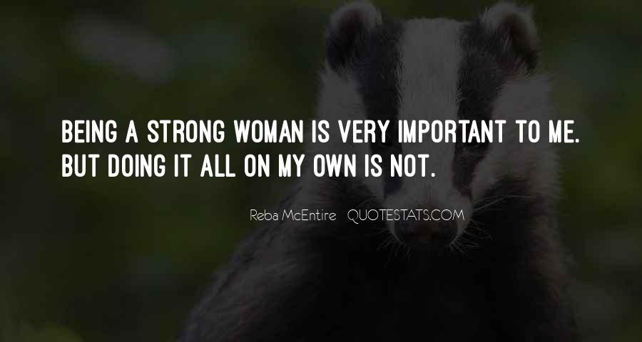 Quotes About Reba Mcentire #188953