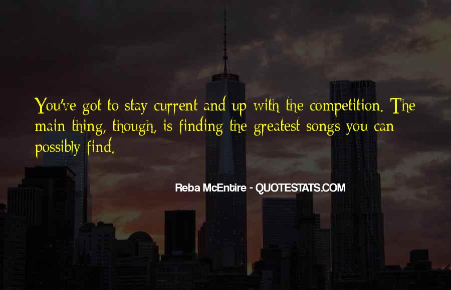Quotes About Reba Mcentire #713124