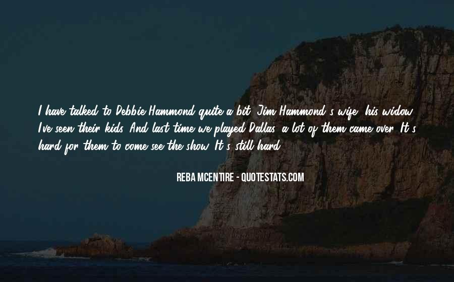Quotes About Reba Mcentire #751695