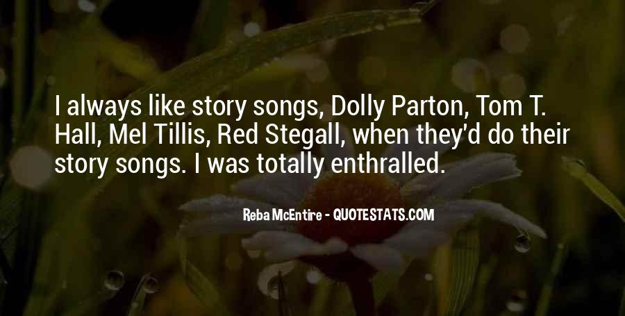 Quotes About Reba Mcentire #949253