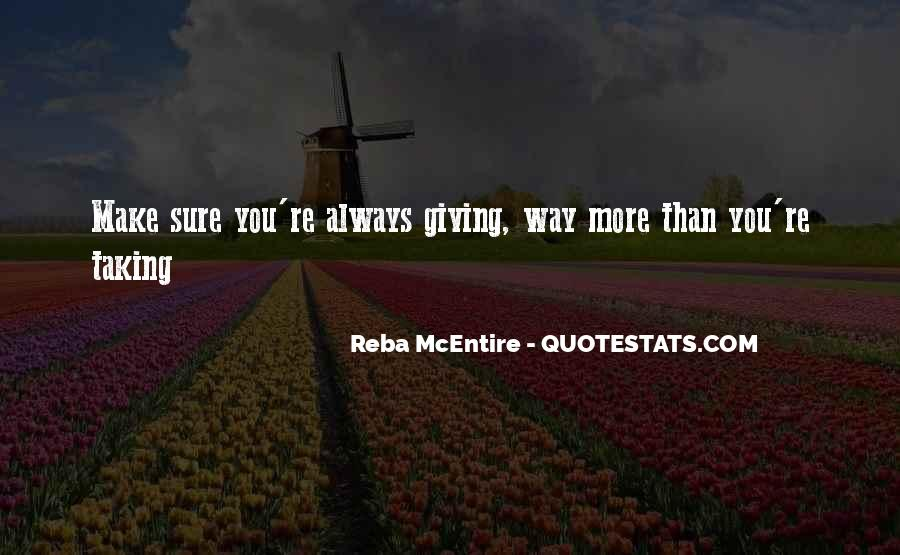 Quotes About Reba Mcentire #957027
