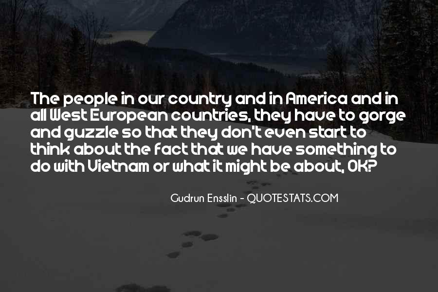 Quotes About America From Other Countries #1001230