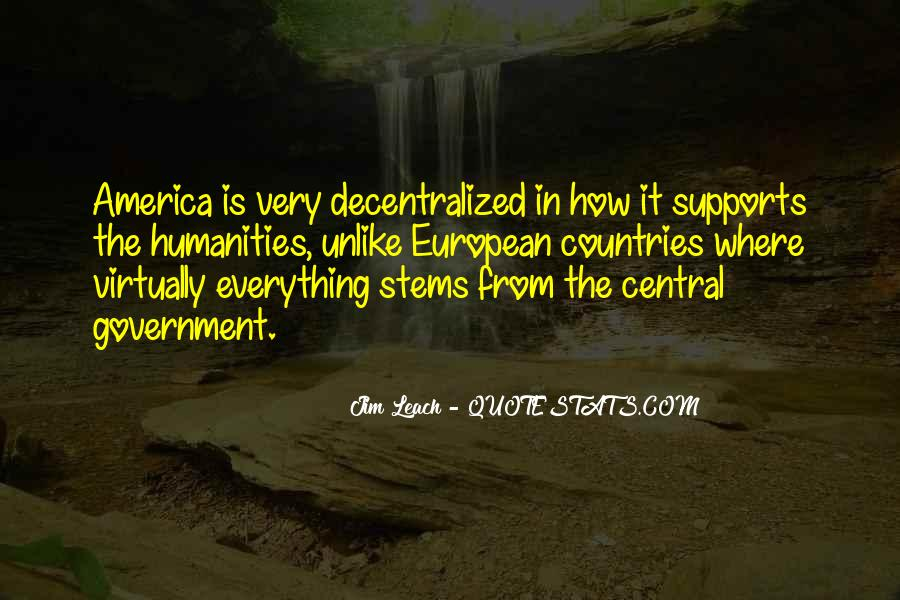 Quotes About America From Other Countries #1009669