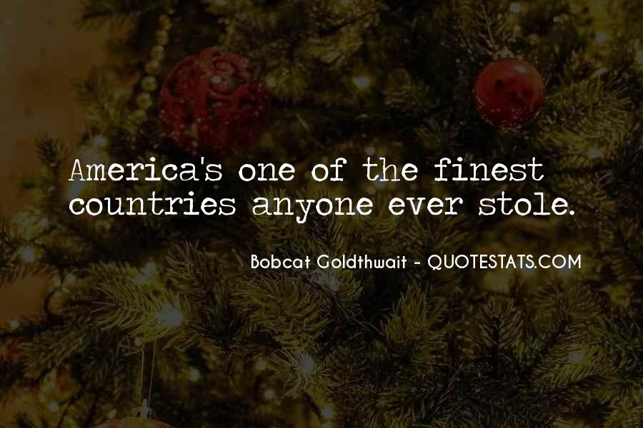 Quotes About America From Other Countries #173072