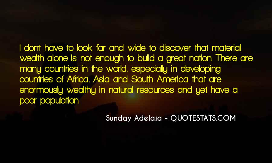 Quotes About America From Other Countries #207281
