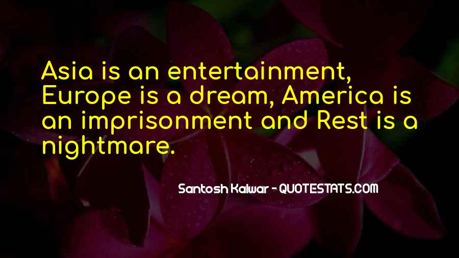 Quotes About America From Other Countries #233665