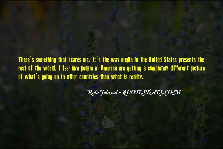 Quotes About America From Other Countries #287555