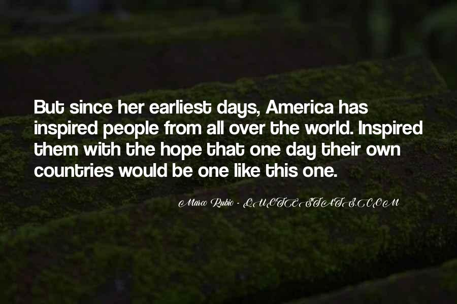 Quotes About America From Other Countries #55126