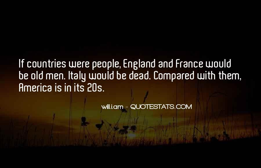 Quotes About America From Other Countries #572034