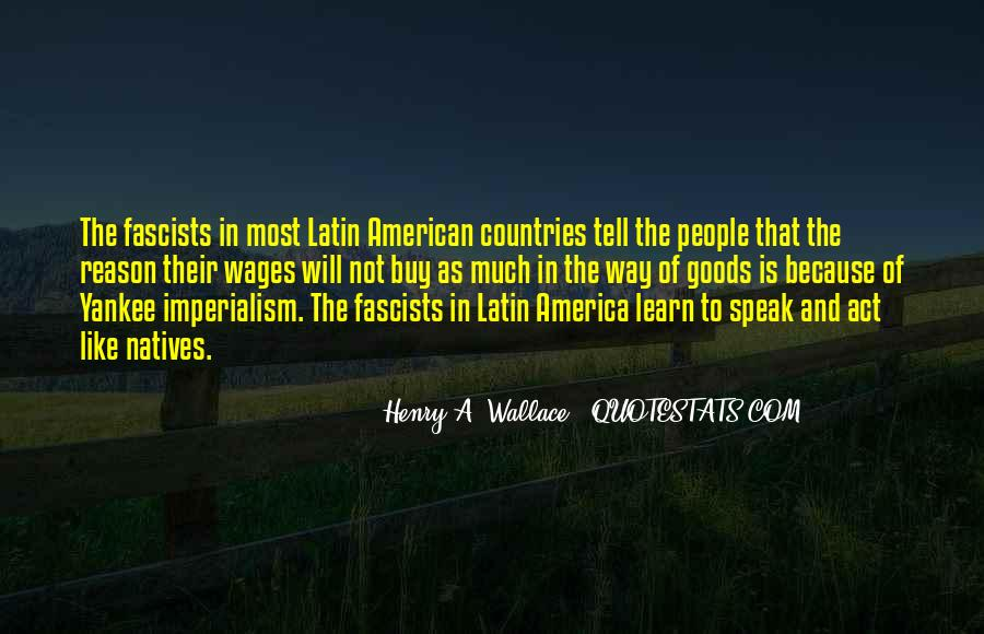 Quotes About America From Other Countries #624007