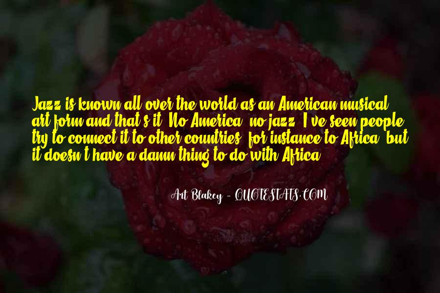 Quotes About America From Other Countries #704379